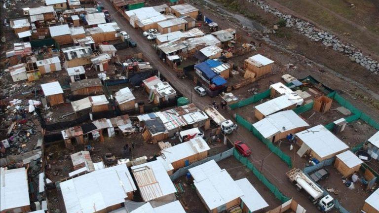 """Mujeres lideran la gestión del riesgo de desastre en los """"campamentos"""""""