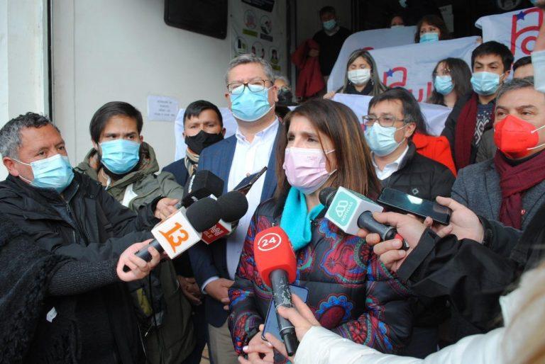 Narváez responsabiliza a Piñera por  descapitalización de los trabajadores que retiran sus ahorros previsionales