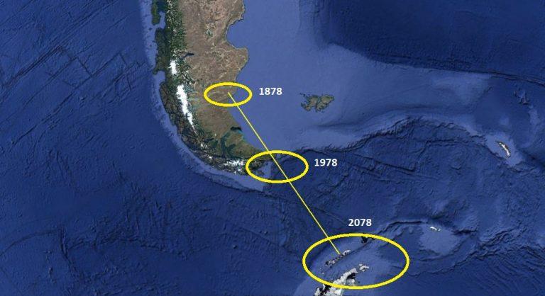 2078: Un conflicto trilateral
