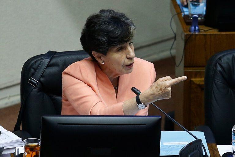 Senadora Allende llama al Gobierno a focalizar recursos para enfrentar la sequía con criterio de equidad territorial