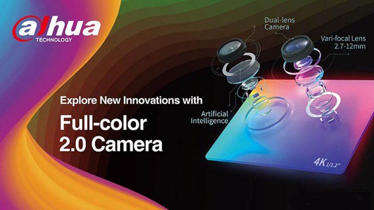 Dahua Technology lanza cámaras de red Full Color 2.0 mejoradas