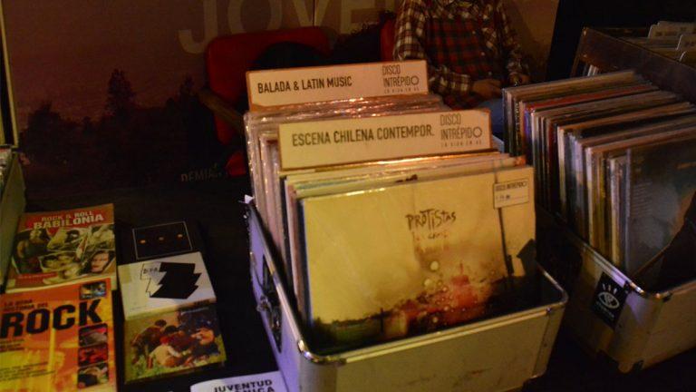 13ª Feria Vinilmagnética: Cassettes y vinilos