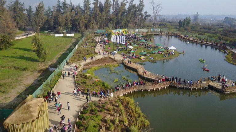 Pueblito Las Vizcachas: Un área verde autosustentable e inclusiva para toda la comunidad que es orgullo de Puente Alto