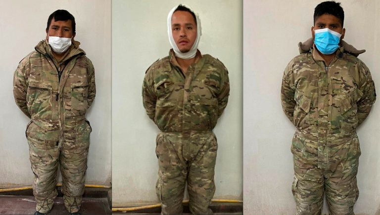 Decretan prisión preventiva a militares bolivianos detenidos en Colchane