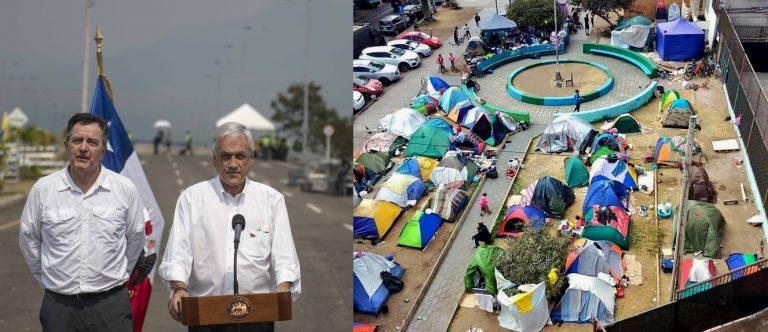 Crisis migratoria: De Cúcuta a Colchane