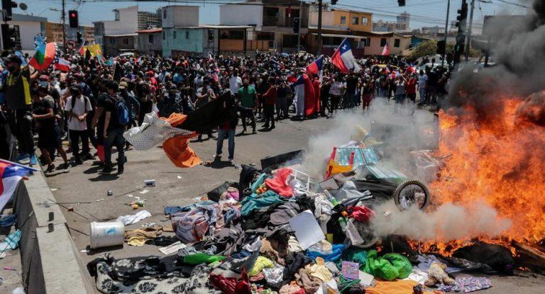 Gobernadores del norte piden interpelar a ministro Delgado ante grave crisis migratoria