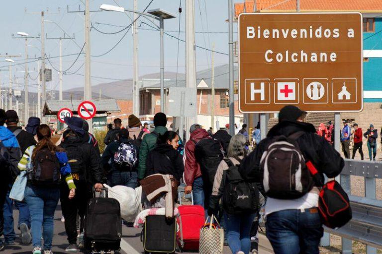Gobierno anuncia primeras medidas para intentar detener la nueva crisis migratoria en el norte