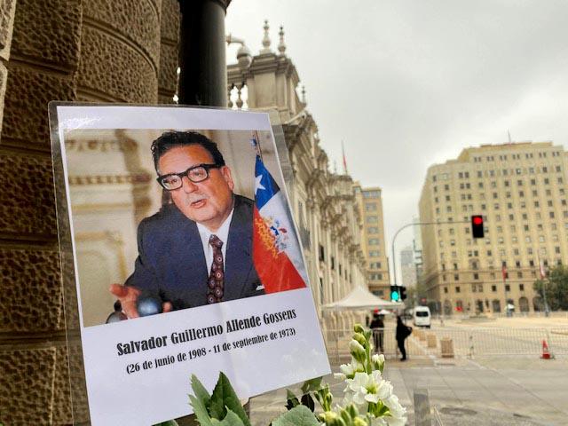 A 48 años del 11S'73: Reportaje gráfico de la jornada en Santiago
