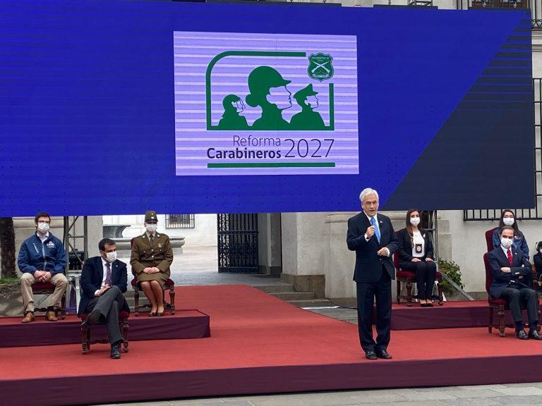 """Piñera y plataforma continental: """"Estamos ejerciendo nuestros legítimos derechos y eso es una obligación que tienen todos los Presidentes"""""""