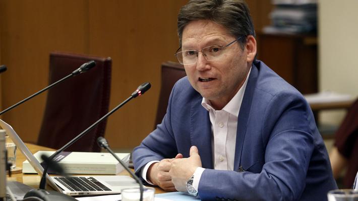Senado aprobó designación de Jean Pierre Matus como ministro de la Corte Suprema