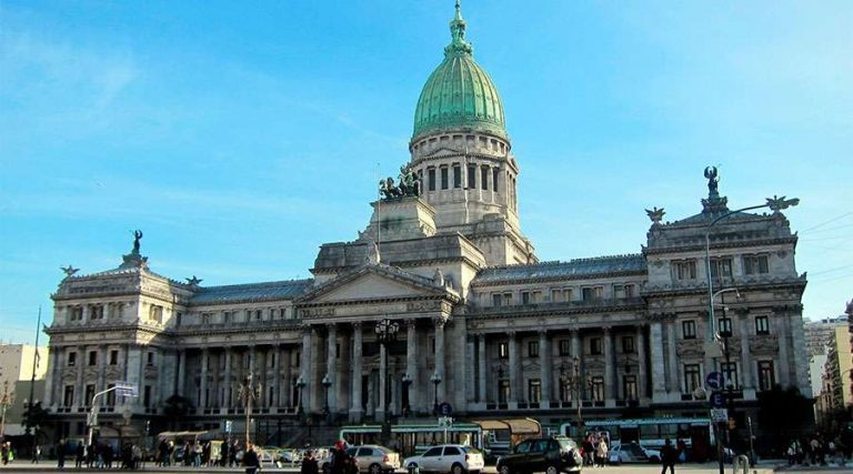 Senadores argentinos avanzaron en proyecto único de declaración en rechazo de decisión de Chile por plataforma continental