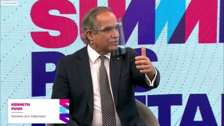 """Senador Pugh al iniciarse el Mes de la Ciberseguridad: """"Chile es una   potencia en digitalización, pero en ciberseguridad nos quedamos muy  atrasados"""""""