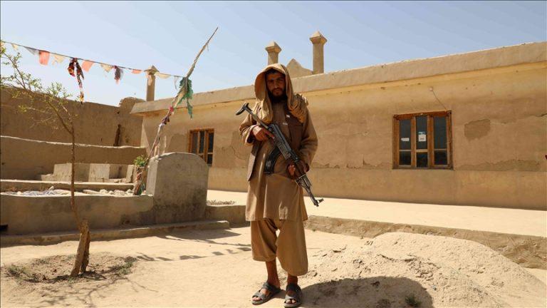 Sengesar, la aldea donde se fundaron los Talibanes en 1994