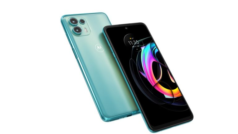 Motorola edge 20 lite ya está disponible en Chile
