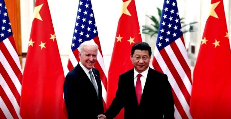 """China-EEUU: Primera llamada entre Biden y Xi para competir por el control de los mercados pero sin """"pelear"""""""