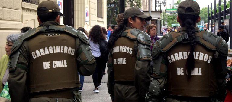 Provoste anuncia profunda reforma a Carabineros con mando y control civil