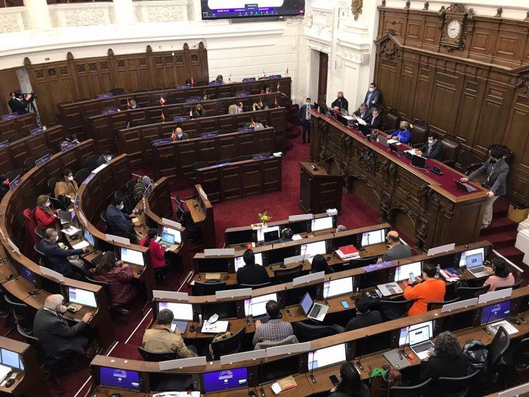 Constituyentes critican visita de delegación de eurodiputados