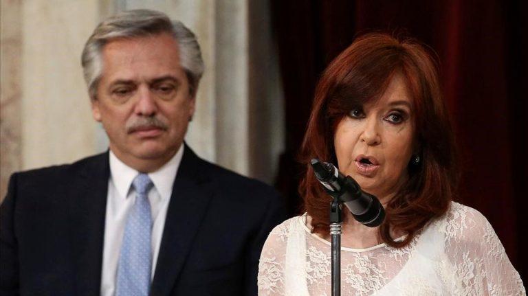 """La carta de Cristina que enfurece al Pdte. porque lo insta a """"que honre la voluntad del pueblo argentino"""""""