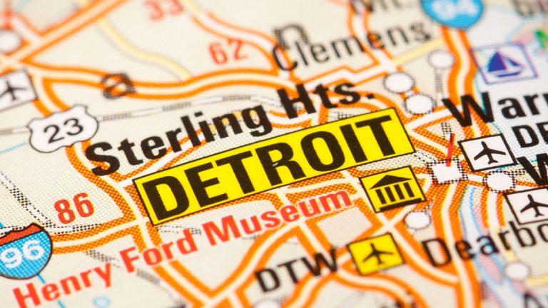 Los beneficios de invertir en una de las ciudades más vibrantes de USA: Detroit