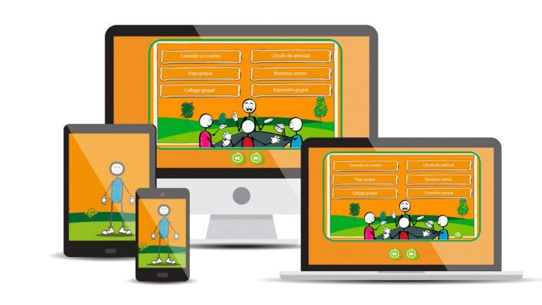 Plataforma de actividades educativas de EdTech nacional integra web del Ministerio de Educación de Colombia