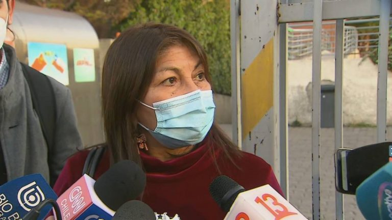 Loncón declara ante la PDI por caso Rojas Vade y dice no ha podido conversar con el convencional