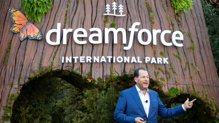 Salesforce y Slack permiten a las empresas crear su hub digital
