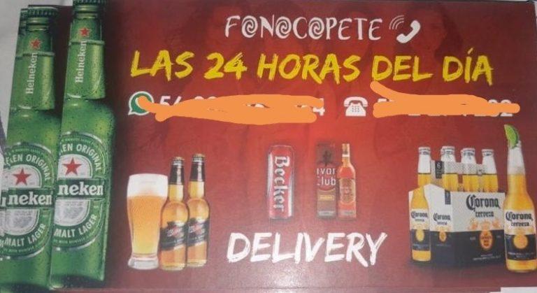"""Girardi en pie de guerra contra el """"Fono Copete"""": """"Vende alcohol a menores por redes sociales"""""""