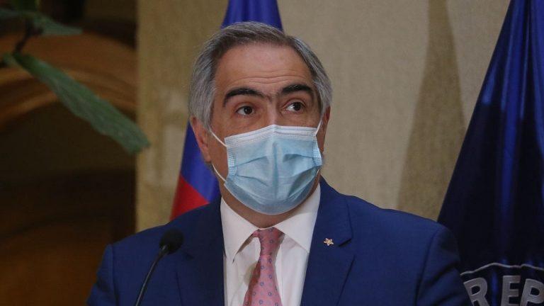 """Senador Chahuán llama a Sichel a """"cuidar los tonos"""" y dedicarse a los temas de campaña"""