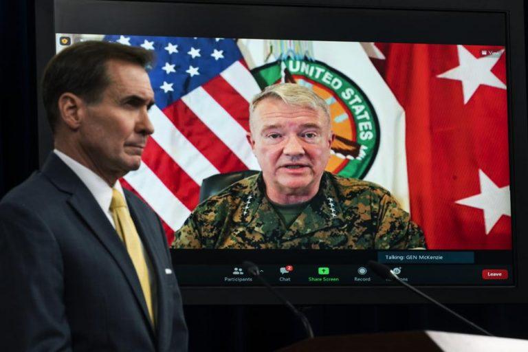 EEUU reconoce que ataque con drones en Kabul mató inocentes y no a miembros de ISIS