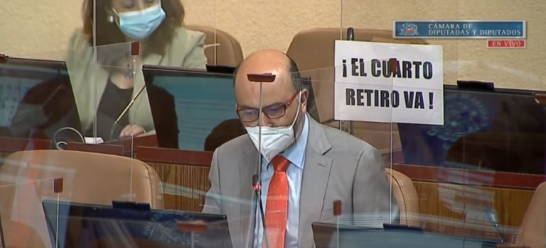 """Diputado Ilabaca por confesión de Sichel: """"Hoy el candidato muestra la cara de la derecha"""""""