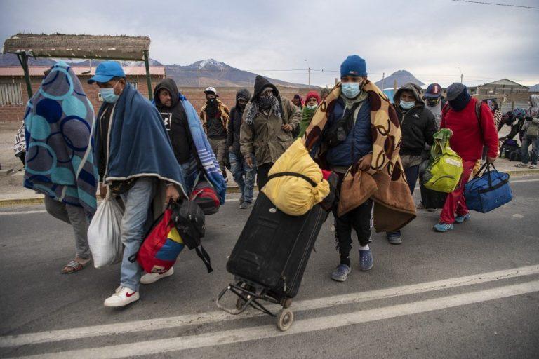Diputado Ascencio pide al Gobierno instalar urgentemente un albergue en Iquique para migrantes
