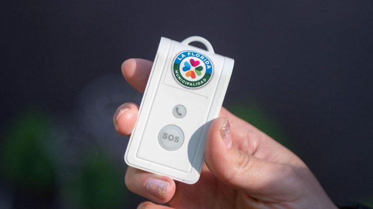 """La Florida entrega 3500 """"botones de pánico"""" para mejorar la salud de los vecinos con riesgo cardiovascular"""