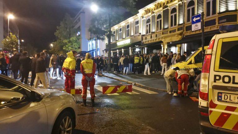 Fin de restricciones en Noruega genera caos en principales ciudades: Reapertura de bares y centros nocturnos termina en disturbios
