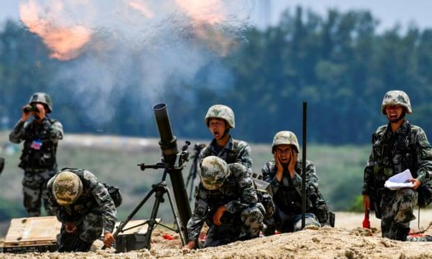 Ministro de Defensa de Taiwán sostuvo que China podría montar una invasión a gran escala a la isla para 2025