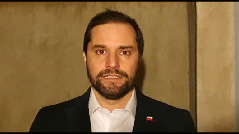 """Ministro Bellolio tras revelaciones de los Pandora Papers:  """"No hay ningún antecedente nuevo"""""""