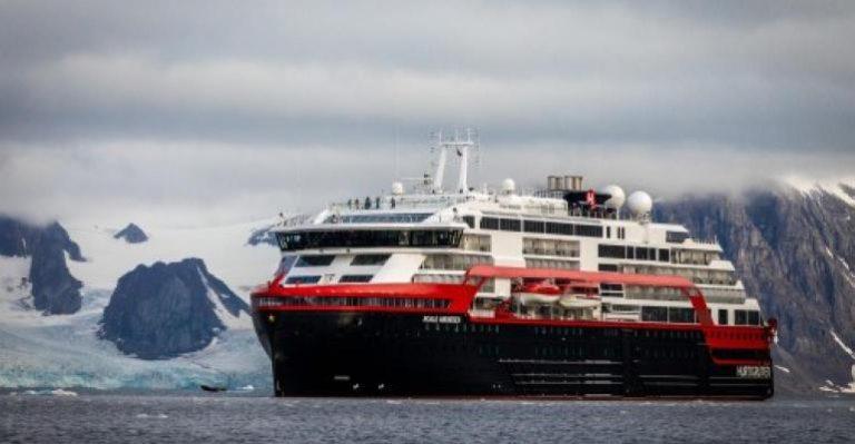Sigue el éxodo de empresas de cruceros turísticos internacionales desde Ushuaia a Punta Arenas