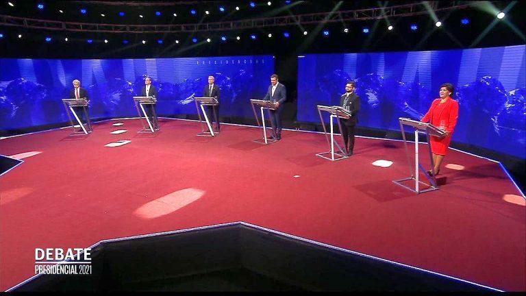 Debate presidencial: Migración, economía y Araucanía concentraron los choques entre candidatos, pero sin un claro ganador