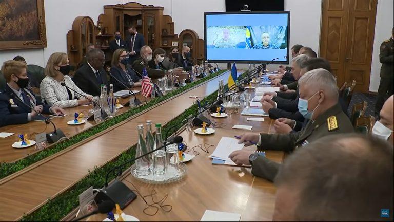 EE.UU. dice que Rusia no puede vetar la entrada de Ucrania en la OTAN