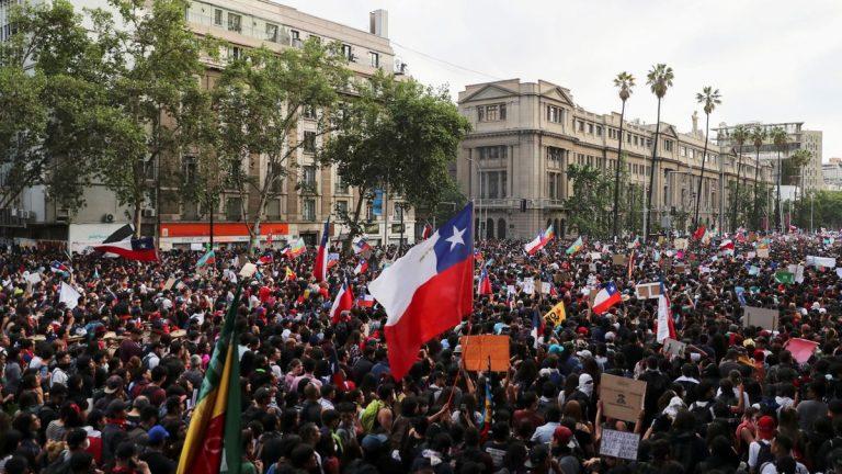 Actividades y marchas programadas en el marco del segundo aniversario del 18-O