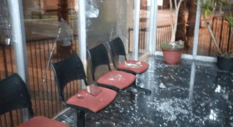 IPS repudia ataques a sucursales de Valparaíso y Los Andes