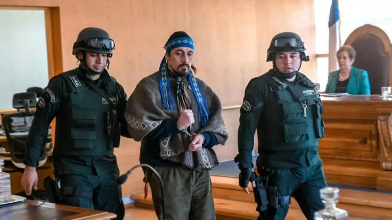 Senadores oficialistas criticaron y pidieron explicaciones al gobierno argentino por pedir libertad condicional del líder mapuche Facundo Jones Huala
