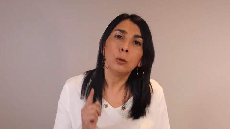 """Ministra Rubilar envía video explicativo por caso """"apoyo a pololo"""""""