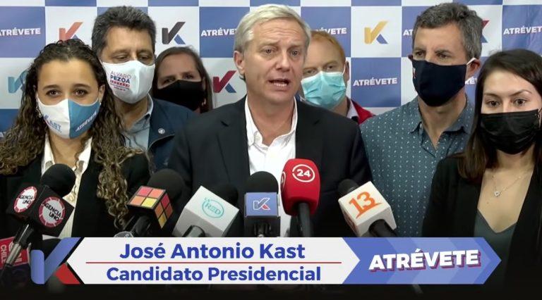 Kast presentó su Agenda de Austeridad: propone rebajar a la mitad sueldo del Presidente de la República y otras altas autoridades