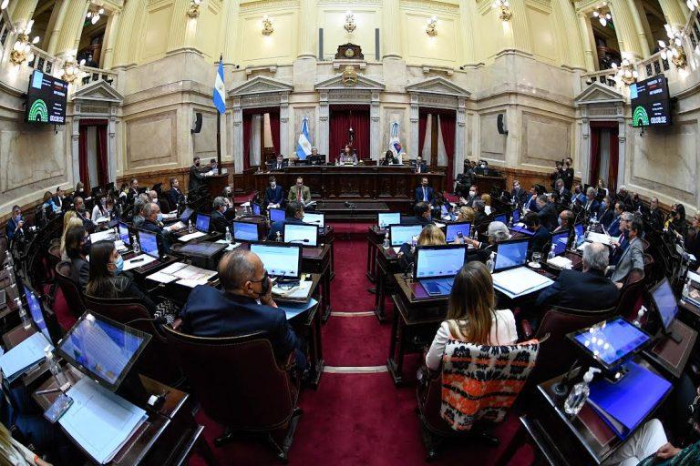 Argentina: Senado rechazó el decreto de Chile que extiende su Plataforma Continental