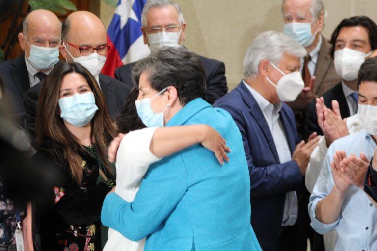 PS busca mostrar unidad con Provoste: Parlamentarios se reúnen con senadora a pesar de voces disidentes