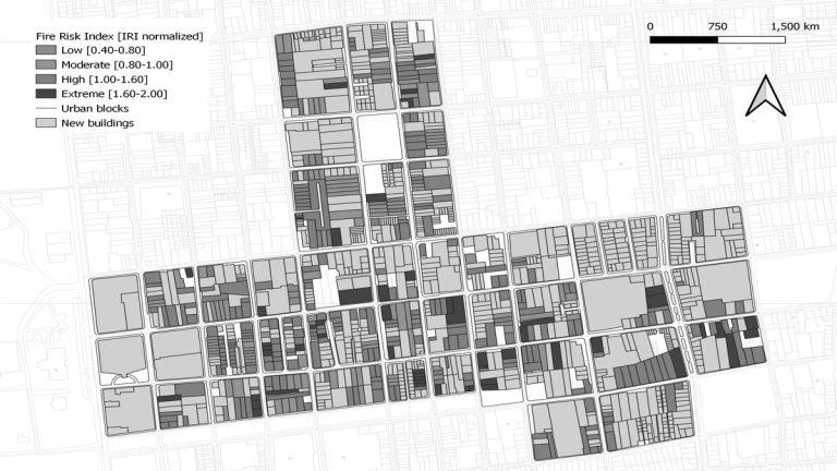 Mapa comunitario permitirá la gestión del riesgo sísmico y de incendio en el Barrio Yungay
