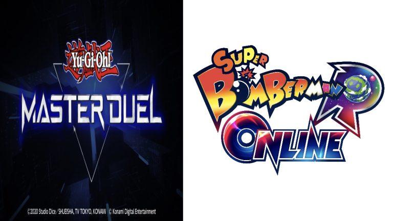 Yu-Gi-Oh! Master Duel se lanza este verano y SUPER BOMBERMAN R online ya está disponible