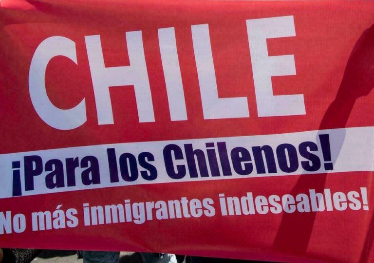 """Prensa mundial atenta a lo que pasa en Chile: """"Crisis humanitaria"""" y xenofobia en Chile por el aumento de la inmigración"""""""