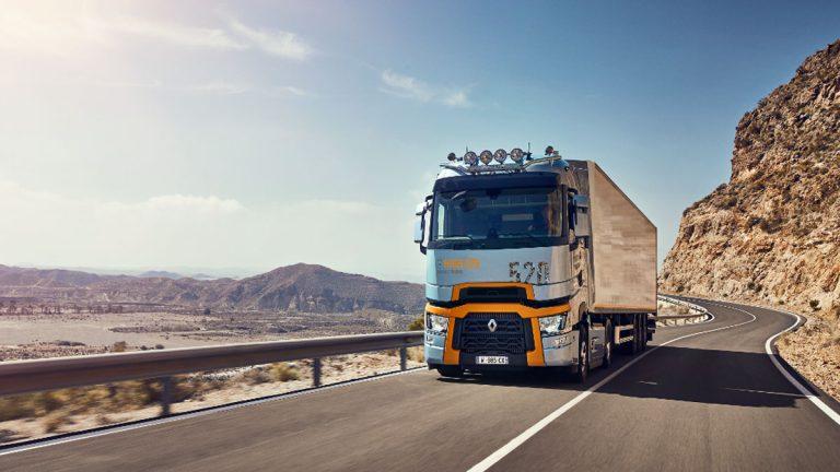 """Salfa lanza su campaña """"Protagonistas Renault Trucks"""""""