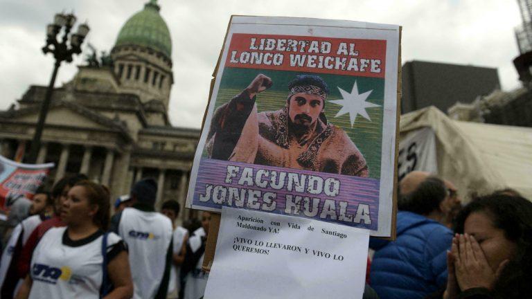 """Desde la cárcel, Facundo Jones Huala, líder mapuche argentino acusó: """"la independencia de poderes es otra farsa tanto en Chile como en Argentina"""""""